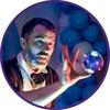 Шоу гигантских мыльных пузырей   BubbleMan