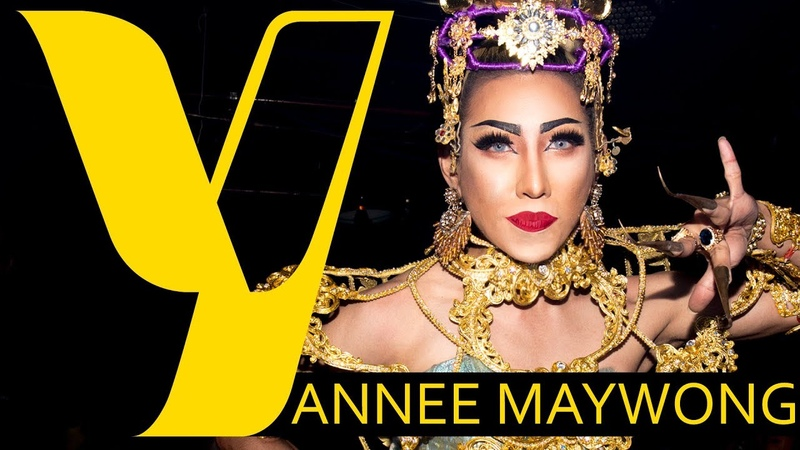 Annee Maywong-Who's The Man Here (Maggie Choo's) Drag-A-Licious Night 25 May '18