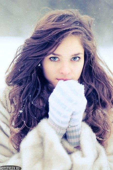 На аву девушке зима - 3bce