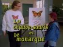 Les Intrepides сезон 1 серия 10 La chauve souris et le monarque