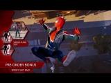 Человек-Паук (PS4) - тизер