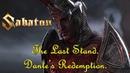Sabaton The Last Stand Dante's Redemption