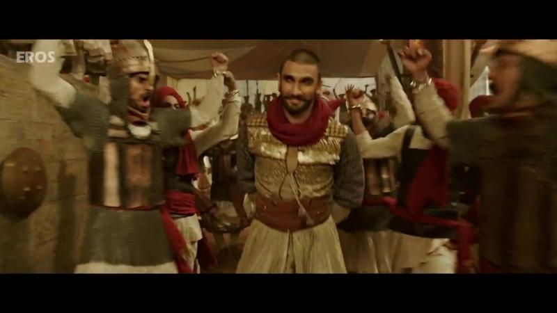 Malhari Full Video Song - Bajirao Mastani