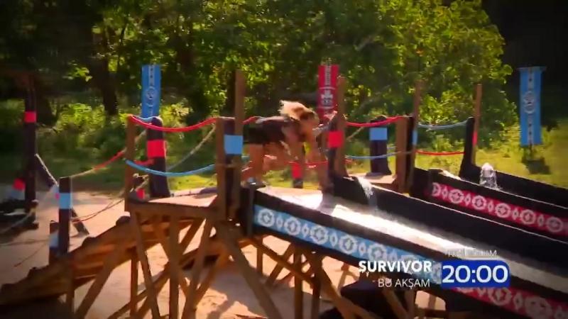 Sembol oyununda Ümit Karan şoku! _ 60. Bölüm Tanıtımı _ Survivor 2018