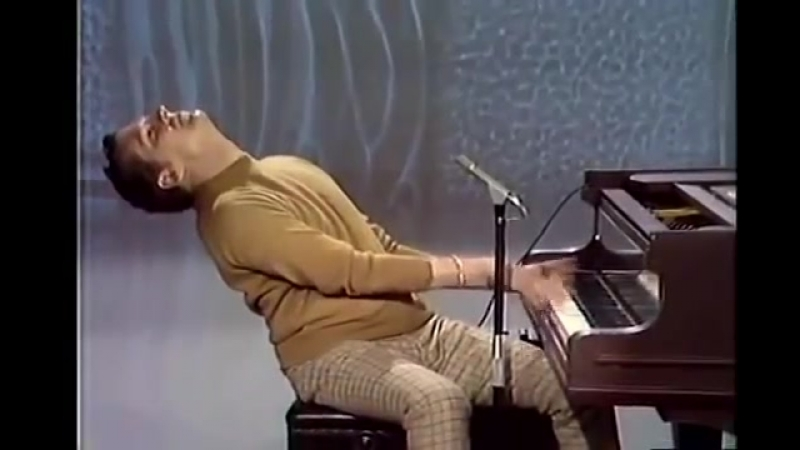 Tom Jones, Jerry Lee Lewis Rockin´ Medley 1969
