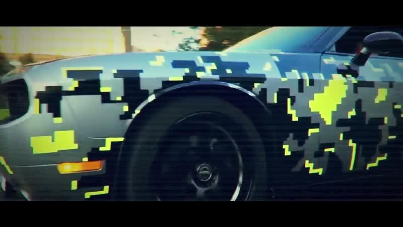 Dodge Challenger на компонентах Ural Sound