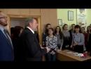 Кремлівський політв'язень Ахтем Чийгоз розшукав львівського школяра, який його підтримав