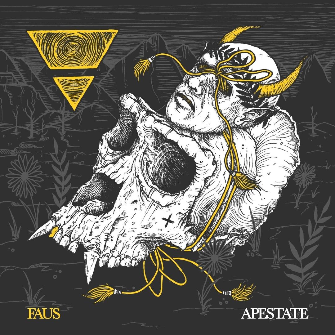 FAUS - Apestate [EP] (2018)