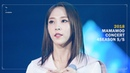 [M] 'Violet Fragrance Sky! Sky!' 180818 MAMAMOO 4season s/s Concert