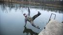 Первый лед! Провалились под лед 6 РАЗ Тестируем костюмы поплавки для рыбалки. Часть 1