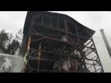 В результате пожара в Адлере погибли 8 человек