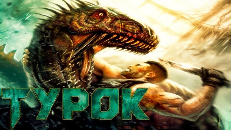 С Ножом на Рапторов TUROK 2008 года Прохождение 3