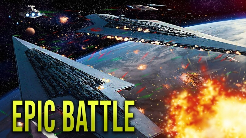 Captain Jack NEW REPUBLIC FLEET vs SITH EMPIRE STAR WARS Empire at War Yoden Mod