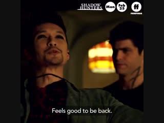 Shadowhunters в Твиттере «The final episodes of #Shadowhunters begin Monday, February 25 on @FreeformTV #ShadowhuntersLegacy… »