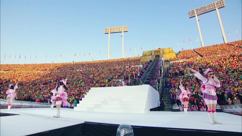 Momoiro Clover Z - Mirai e Susume [Haru no Ichidaiji 2014]