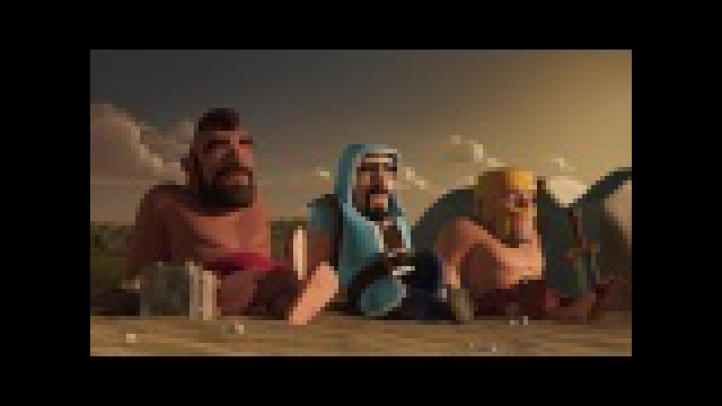 Clash of Clans: How Do We Get Over There? (Update Teaser)