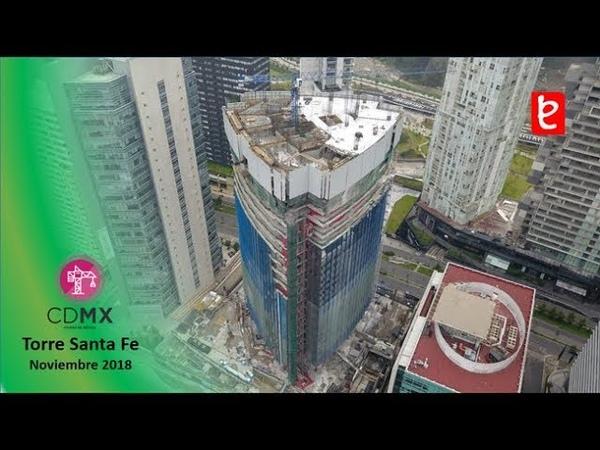 Mexico I FREL Torre Santa Fe Noviembre 2018