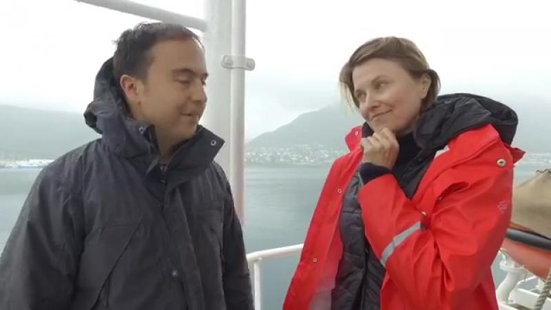 Люси Лоулесс против добычи нефти в Арктике