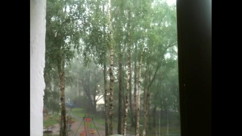 IMG_5270 23 недели. прекрасный ливень, в гостях у мамы Тамары