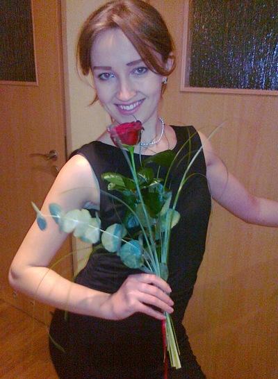 Анна Летик, 9 марта 1989, Екатеринбург, id11489573