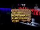 Фаер шоу в Крыму шоу на Хэллоуин