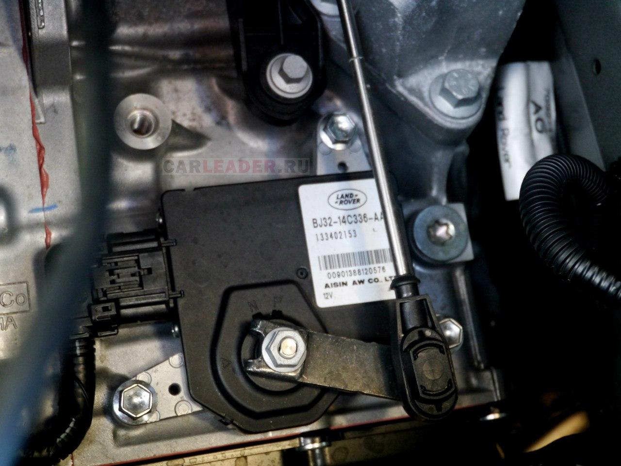 Автомат Aisin BJ32 Freelander 2013