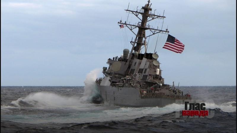 ✔ Эсминец ВМС США Carney с ракетами Tomahawk и Harpoon вошел в Черное море стала известна причина