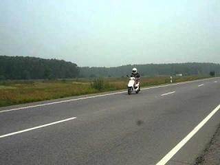 Honda dio 35ZX 250cc (p3)