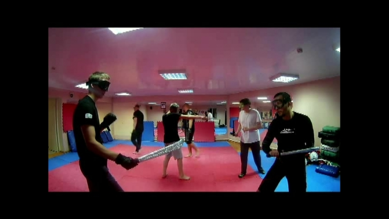 Armed Combat and Tactics. Counterattacks and disarms. Knife combat. Machete fighting.