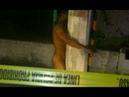 В Мексике кто-то привязывает к столбам голых мужиков и выбривает на затылке одну букву