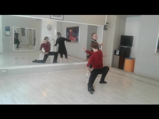 Танец под песню Муслима Магомаева