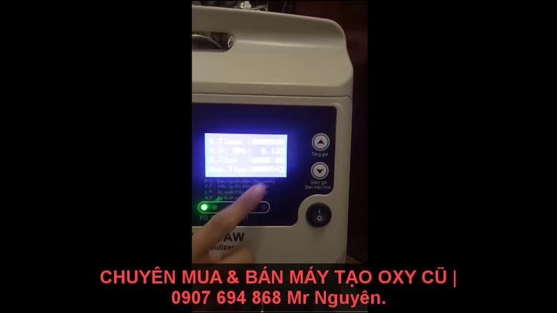 CHUYÊN MUA và BÁN MÁY TẠO OXY CŨ Vui lòng gọi 0907 694 868 Mr Nguyên