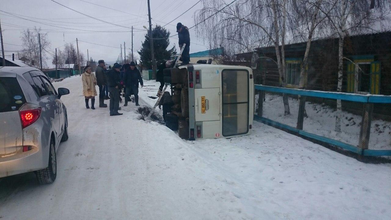 Подробности аварии автобуса в Нюрбе