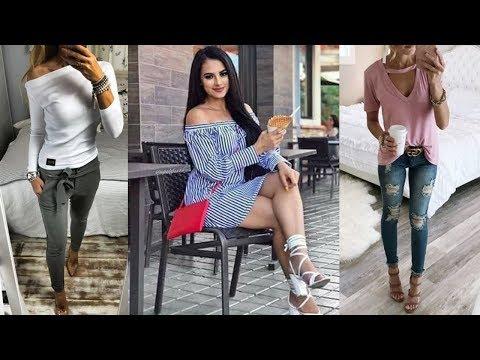 OUTFIT JUVENILES EN TENDENCIA PARA TODA OCASIÓN Ideas de outfit que querrás copiar 2018