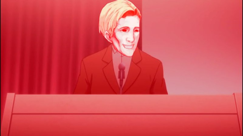 Leskinen Holds a Conference.