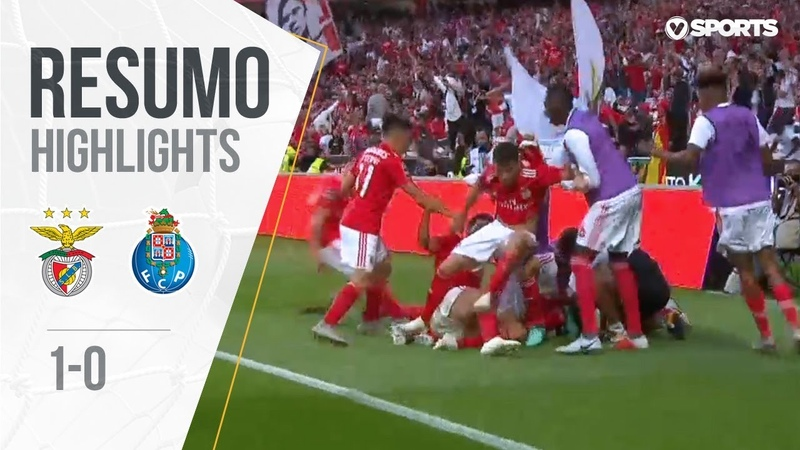 Highlights | Resumo Benfica 1-0 FC Porto (Liga 1819 7)