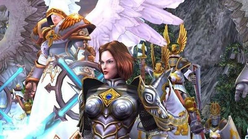 Heroes 5 Hammers Of Fate Игрофильм