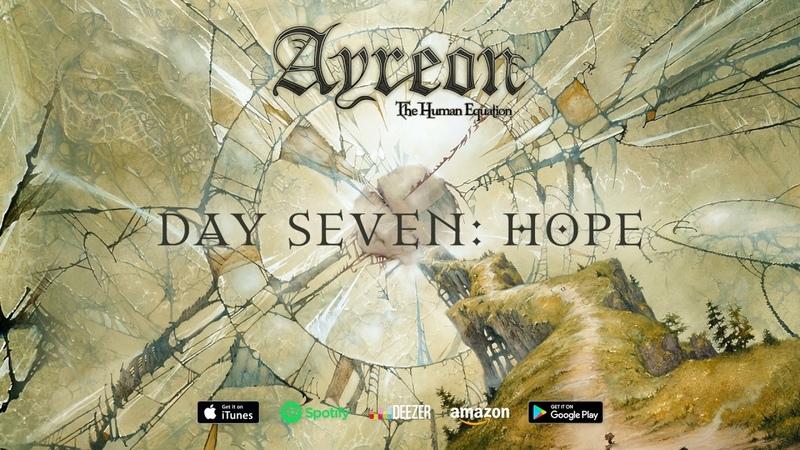 Ayreon Day Seven Hope The Human Equation 2004