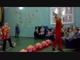 Мой любимый сыночек танцует )