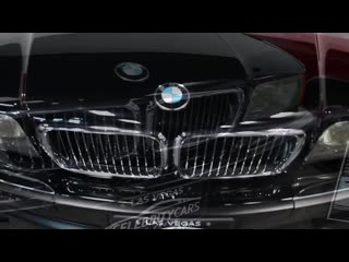 The 1996 bmw 750il tupac was shot in.mp4