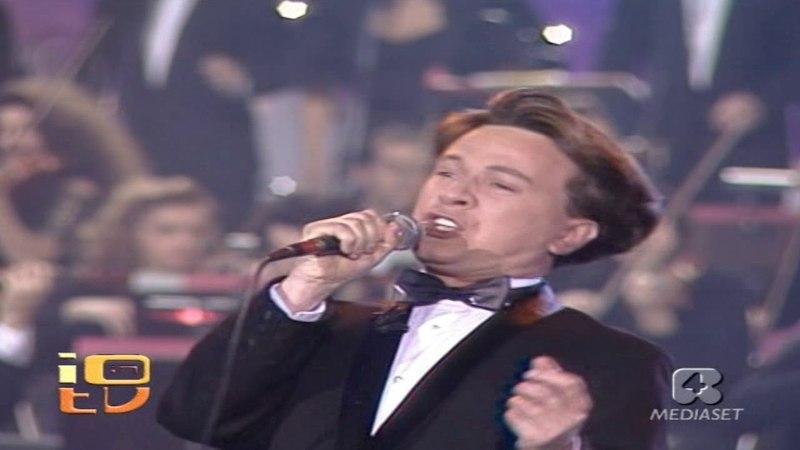 Pupo - Su Di Noi (C'Era Una Volta Il Festival 1990)