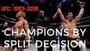 UFC Чемпионы Раздельным Решением 1993 2018 русс титры ufc xtvgbjys hfpltkmysv htitybtv 1993 2018 hecc nbnhs