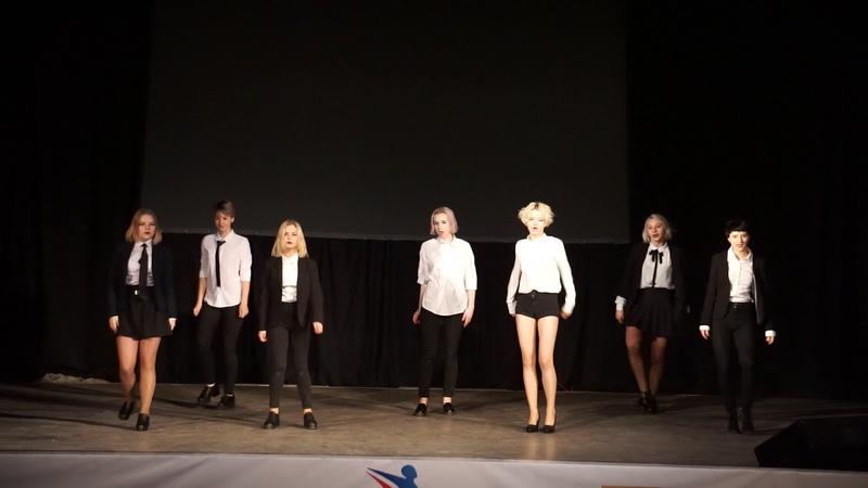 CLC - BLACK DRESS (Cover Dance By K.J.Team) ☆ JustPlay [10.11.18]
