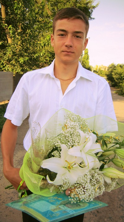 Віталік Неборак, 25 мая 1997, Козельщина, id194479206