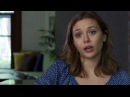 Silent House: Official On Set Interview Elizabeth Olsen [HD]