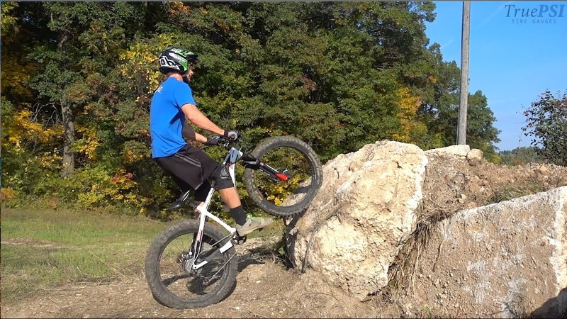 New Brakes, New Fork, New Grips, Old Bike, Good Combo! Fatbike Session at Alpine Valley MTB