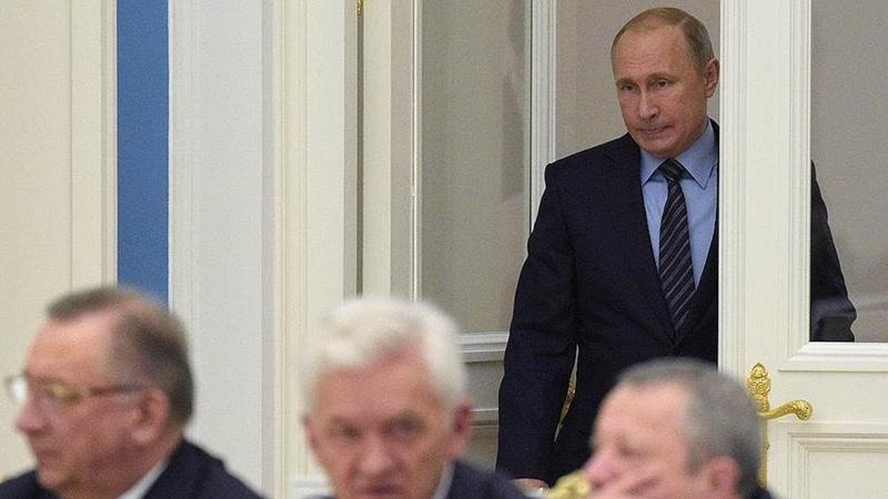 Контракт Путина с олигархами под угpoзoй