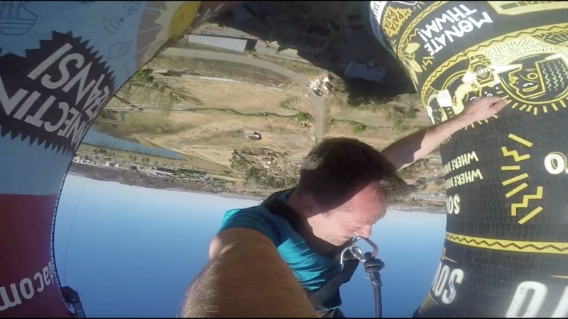 SOUTH AFRICA BUNGEE JUMPING SOWETO