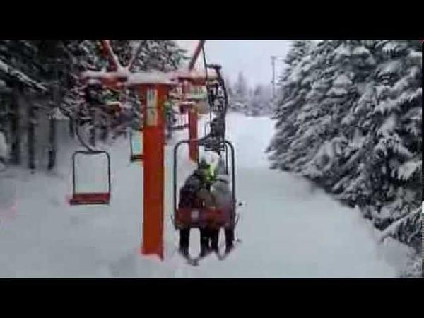 მედიკო კარტოზია დილიდან თოვს