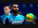 Earvin Ngapeth in FIVB Men CWCH 2018